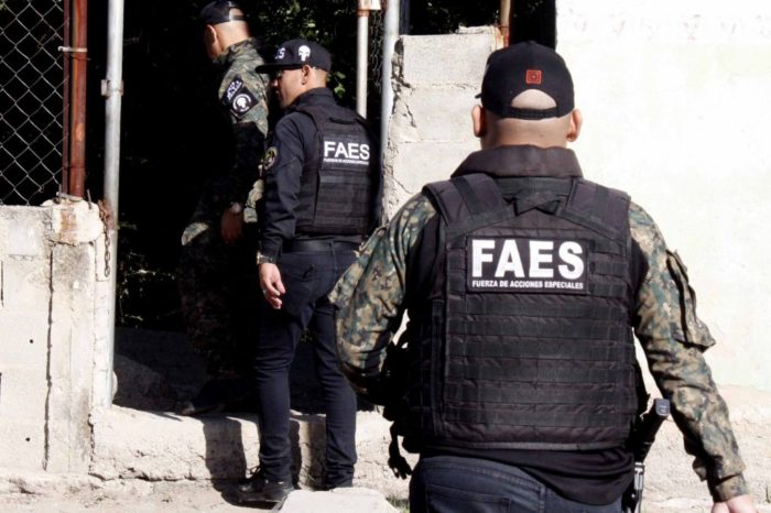 ¿Qué se esconde detrás del terrorismo de las FAES?