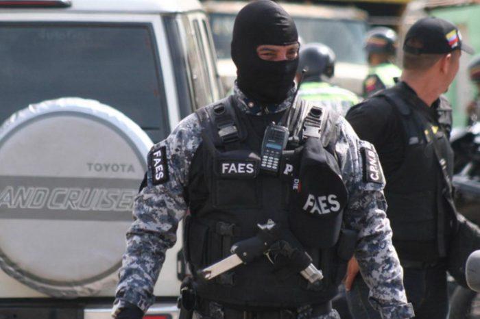 Este es el proceso que seguirá EEUU para designar a las FAES como organización terrorista