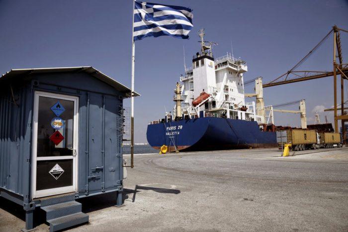 Navieros griegos se comprometen a mantener cerco al régimen de Maduro