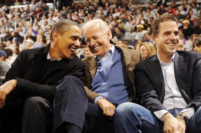 Movimientos financieros vinculan a hijo de Biden con crimen organizado en Europa del este