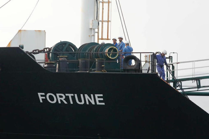 ¿Por qué los buques iraníes tomaron la ruta más larga a Venezuela?