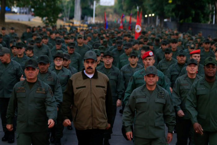 INFORME ONU | Maduro es autor intelectual de crímenes de lesa humanidad