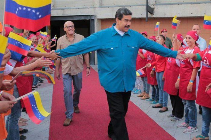 EEUU designa a Nicolás Maduro como el mayor capo de la droga de America Latina