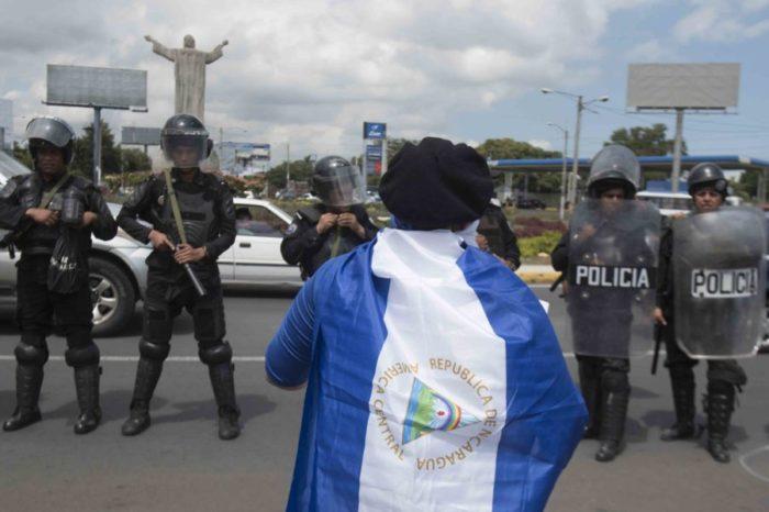 """Declaran """"Alerta Política"""" en Nicaragua ante escalada de violencia policial contra opositores"""