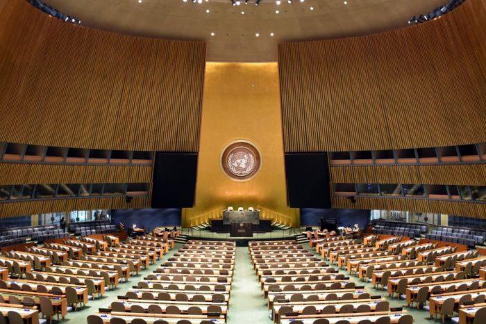 Con el respaldo de la comunidad internacional Guaidó se dirigirá a la ONU