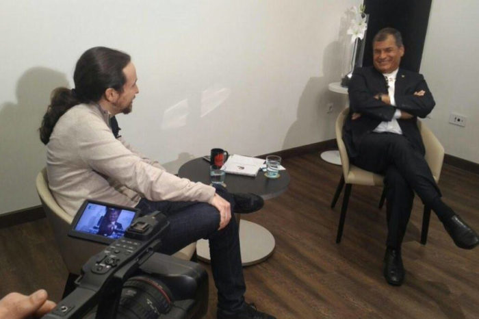 Pablo Iglesias se quedaba con un 50% de cada pago hecho por Venezuela y Ecuador a su fundación