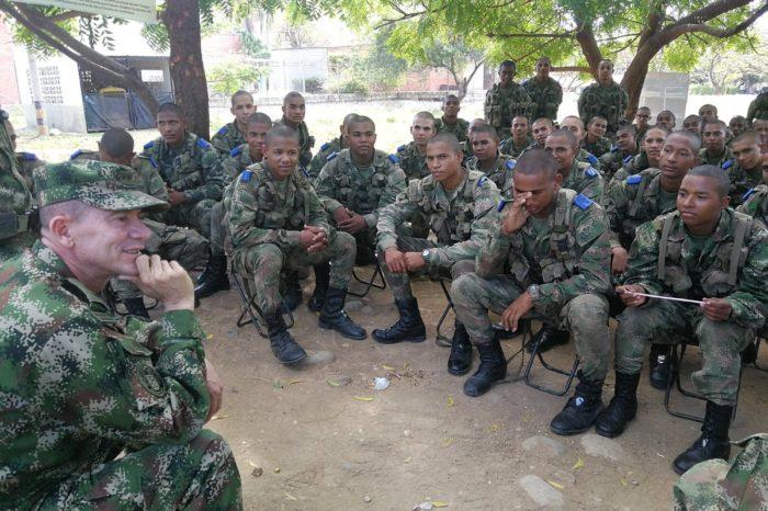 Así combate el Ejército de Colombia a los socios de Maduro en la Sierra Nevada