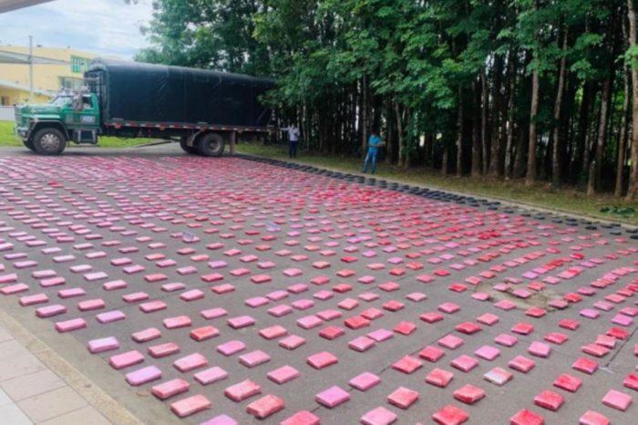 Incautan carga de marihuana en Colombia que iba a Venezuela valorada en más de $1 millón
