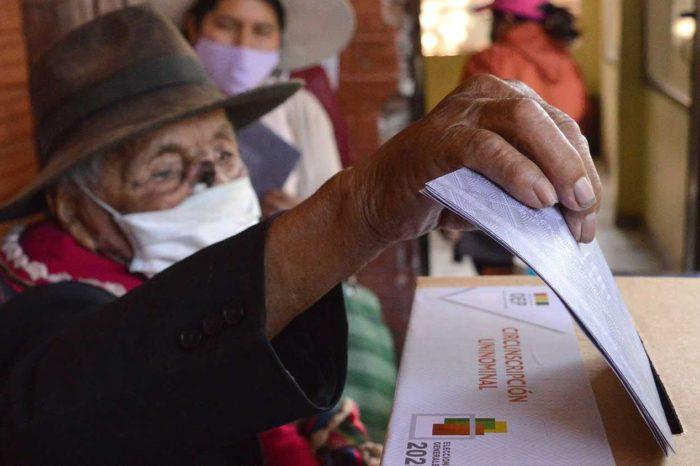 Alertan sobre continuado fraude electoral en Bolivia a favor del partido de Evo Morales