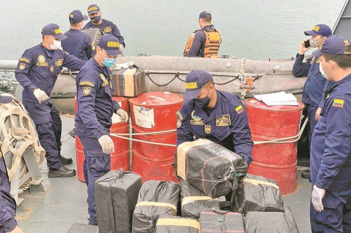 EEUU y Colombia combinan fuerzas para golpear operaciones narcotraficantes en el Caribe