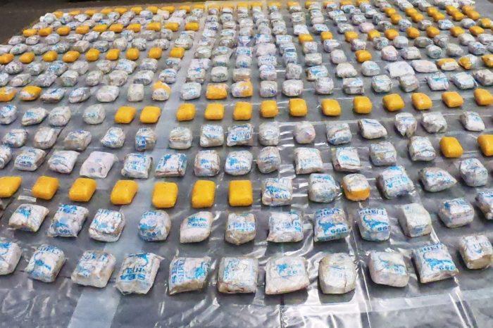 Así es como desde Venezuela la cocaína colombiana inunda el mercado europeo