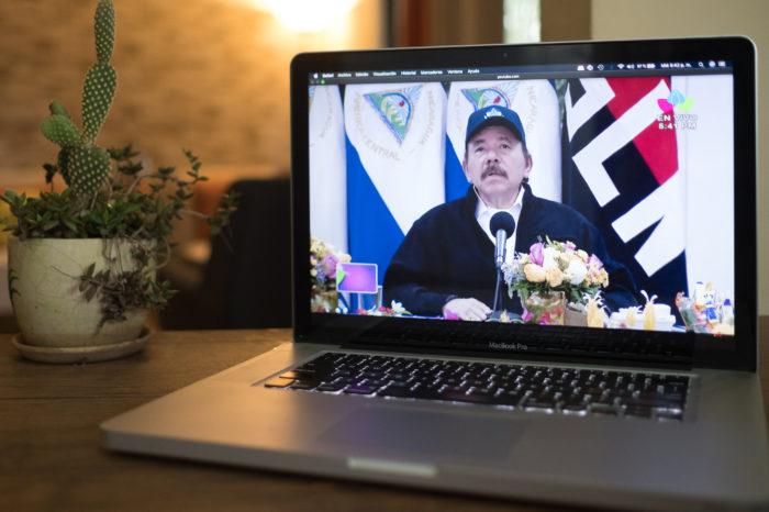 Daniel Ortega inicia persecución total a la disidencia a través de Internet