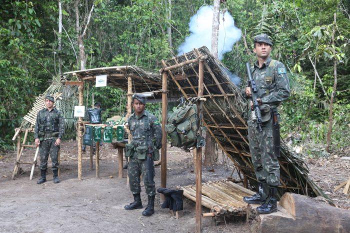 Ejército de Brasil prorroga operaciones en su frontera con Venezuela hasta abril del 2021
