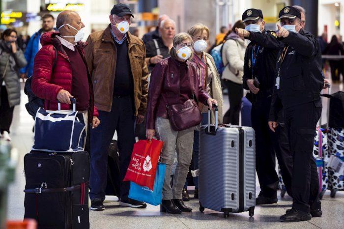 El coronavirus se le va de las manos al gobierno izquierdista español y se calculan 3,5 millones de contagios