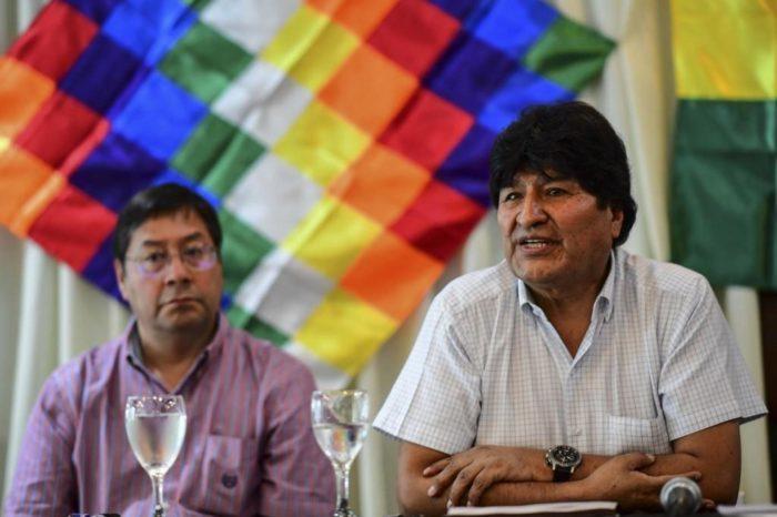Después de reunión con Maduro, Evo Morales ya quiere volver a mandar en Bolivia