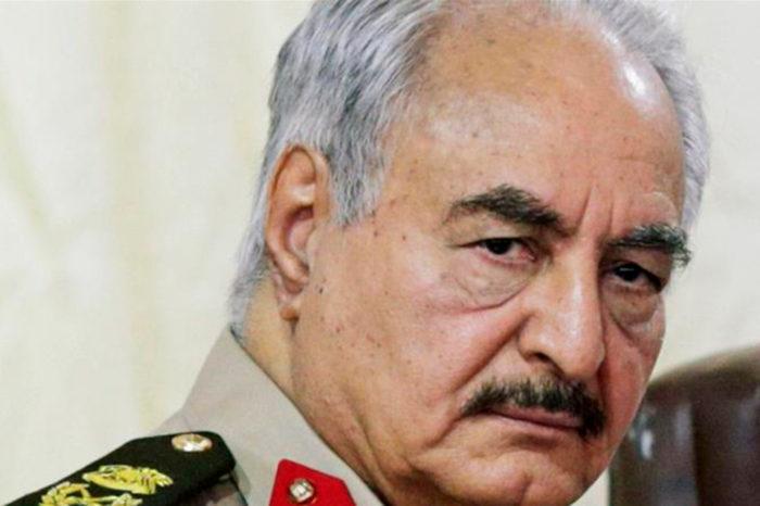general rebelde libio - primer informe