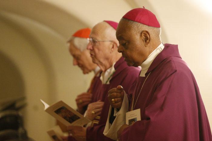 El Papa Francisco nombra a un crítico de Trump como el primer cardenal afroamericano