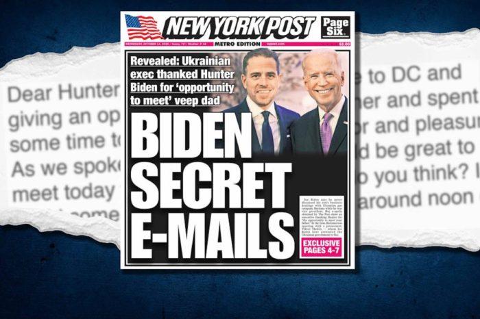 Senado de EEUU investiga a Facebook y Twitter por censurar escándalo que involucra a Joe Biden