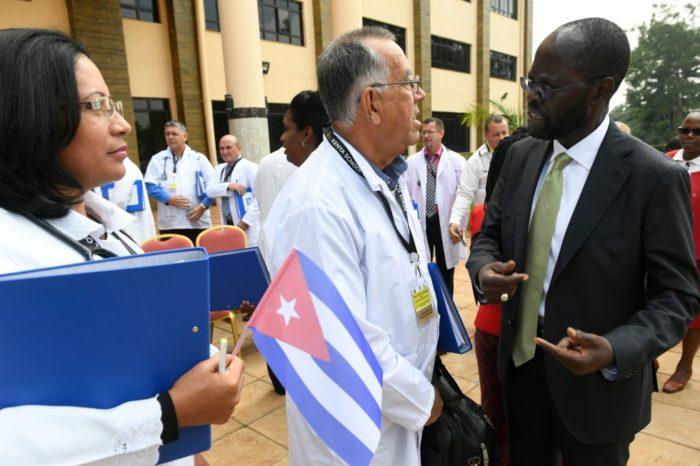 Revelan escabrosos detalles secretos del convenio médico de Cuba con Kenia