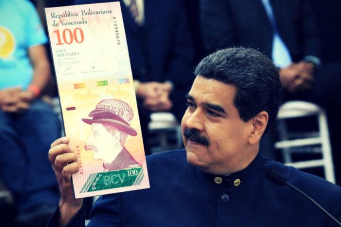 Nuevos billetes que quiere imprimir Maduro anuncian más inflación y devaluación