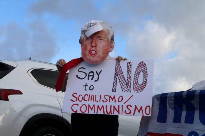 Miami dice 'no' al socialismo de Biden