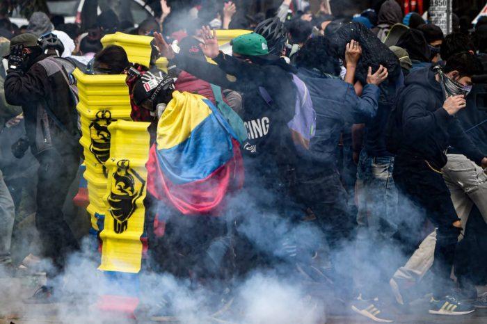 ANÁLISIS: Terrorismo financió 'protestas' en Colombia