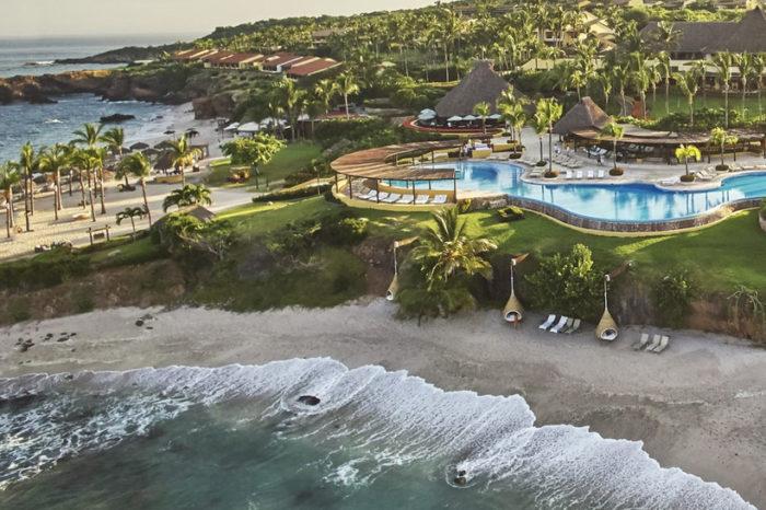 Este es el resort en México propiedad de Bill Gates donde los ultra millonarios se protegen del Coronavirus