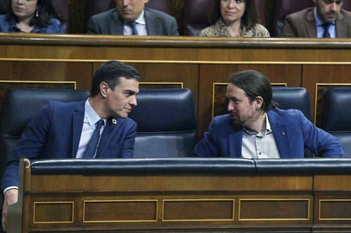 A pesar de la crisis económica, chavismo español buscó aumentar el sueldo de sus diputados