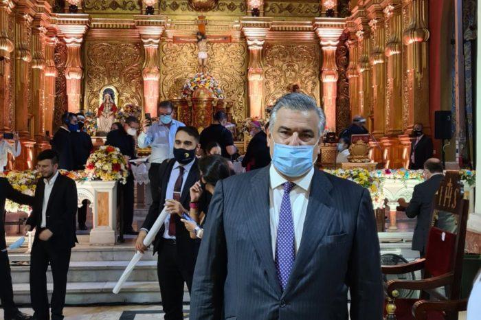El embajador de España no se le esconde a Maduro