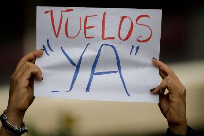 Maduro impide el regreso al país de venezolanos varados en España