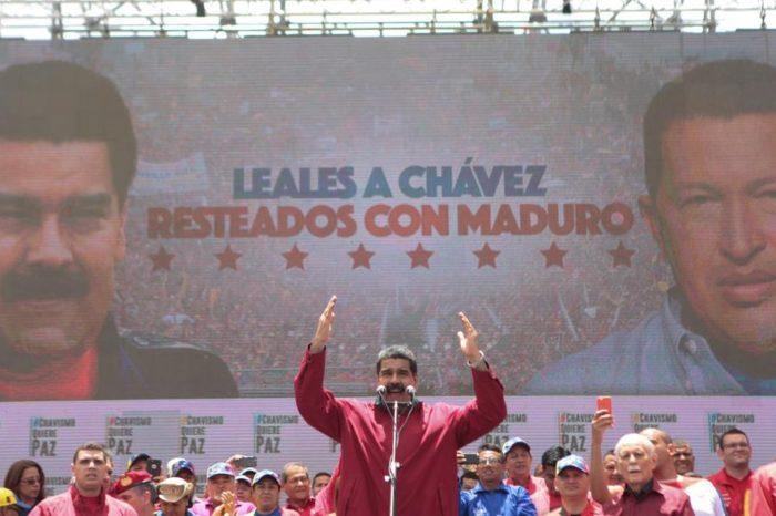Así es como Maduro busca endurecer aún más su brutal dictadura