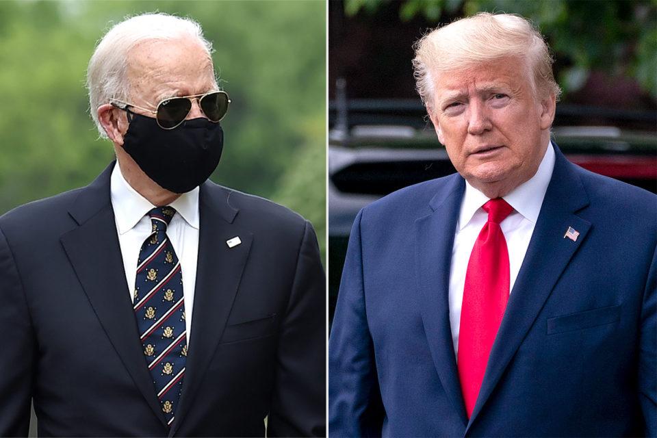 Trump dice que novedades y temas del próximo debate presidencial favorecen a Biden