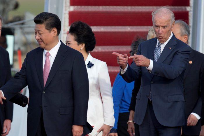 Las políticas de Biden para que EEUU se someta al dominio del Partido Comunista Chino