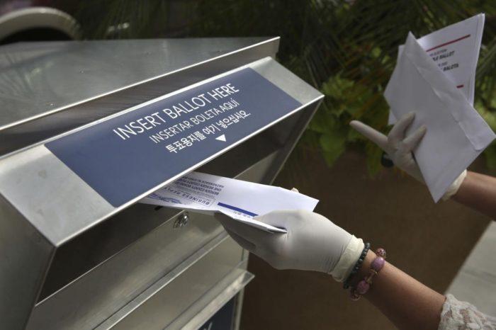 Muestran cómo en Pensilvania fabricaron al menos 700 mil votos por correo para Joe Biden