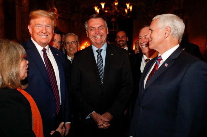 El más cercano aliado de Trump en Suramérica esperará dictamen judicial para felicitar a Biden