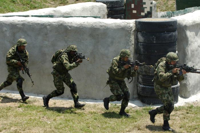 EEUU traslada métodos de entrenamiento a suboficiales del Ejército de Colombia