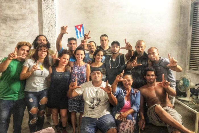 Régimen cubano cortó Internet para esconder la violencia desatada contra huelguistas del Movimiento San Isidro