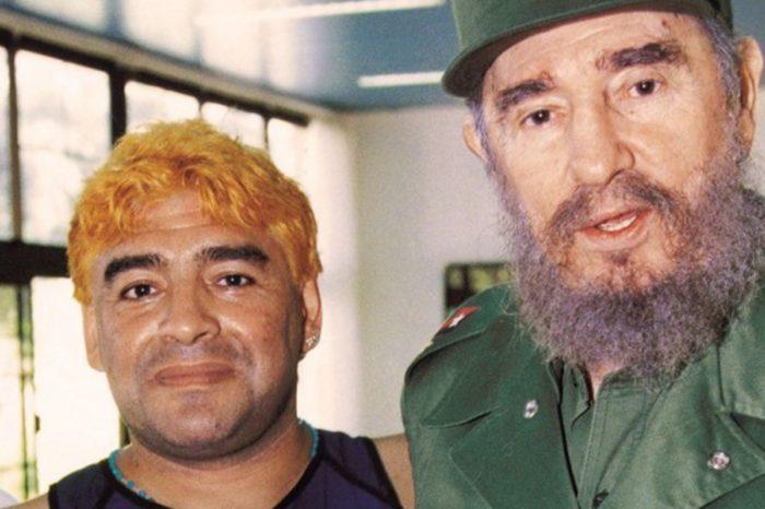 ANÁLISIS: Maradona y Fidel, Dios los cría y el Diablo dice que tiene la casa llena