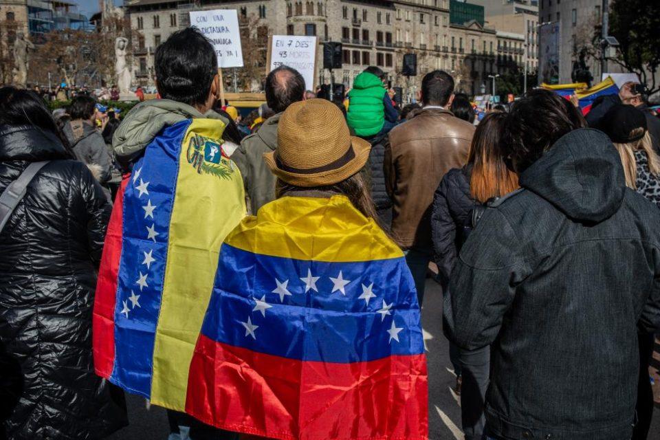 para-espana-la-crisis-en-venezuela-no-es-una-razon-de-peso-para-otorgar-asilo primer informe