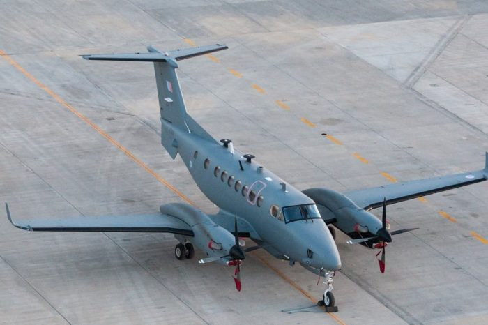 El avión espía que la DEA quiere para operaciones contra el narco en América Latina
