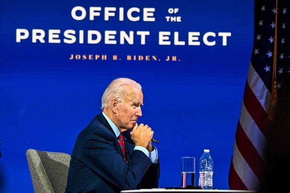 Biden ganó con fraude