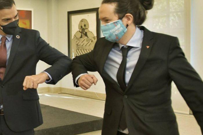 la pandemia en europa
