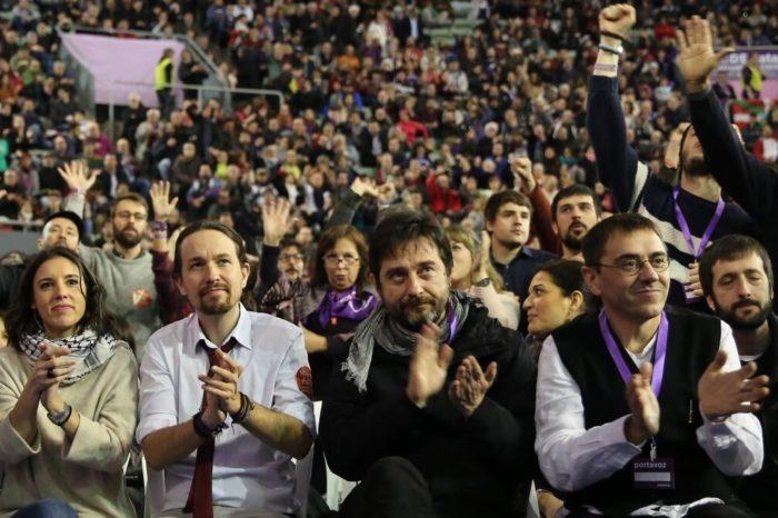 Todos los detalles de la acusación que tiene contra la pared a la cúpula de Podemos
