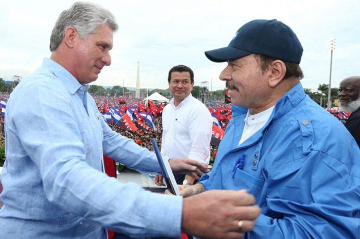Nicaragua y Cuba sancionadas por EEUU - Primer Informe