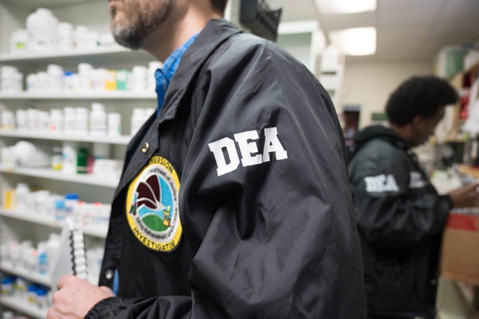 Operaciones de la DEA