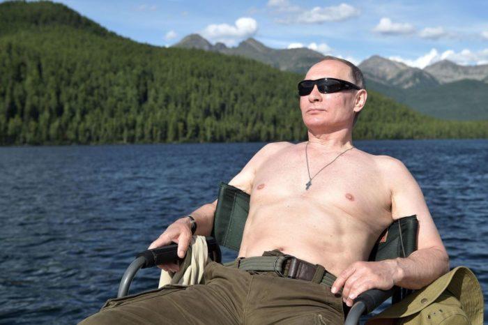 Vladimir Putin puede cometer delitos con impunidad y de por vida