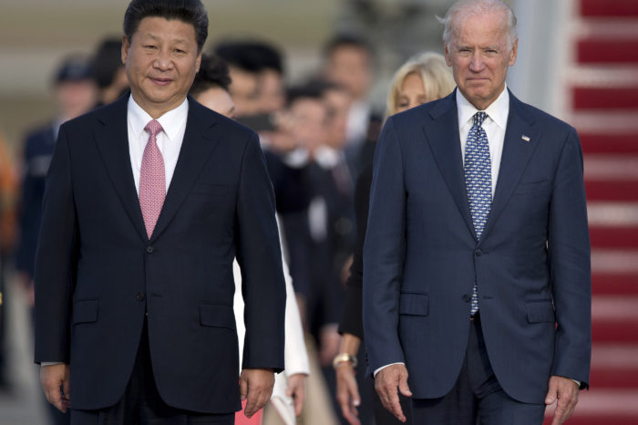El sistema Biden para frenar la amenaza china