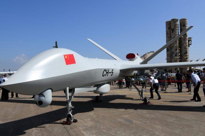 Conozca el plan de China para obtener la supremacía bélica mundial usando drones