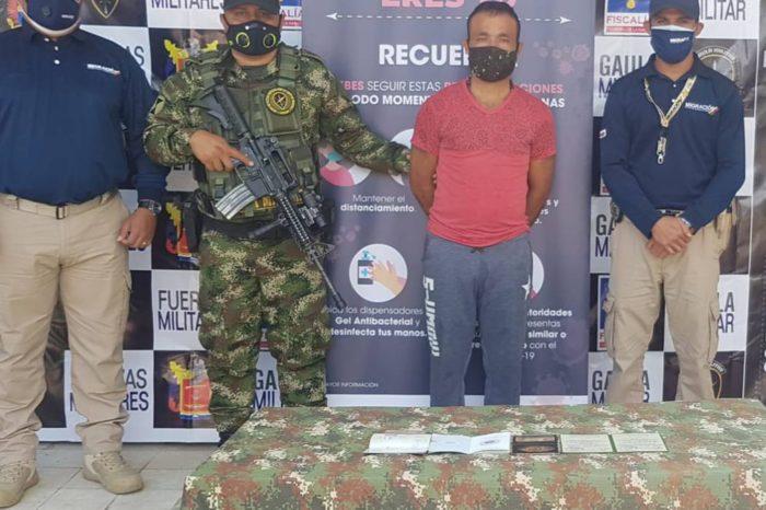 El último espía de Maduro expulsado de Colombia se entrenó en Rusia