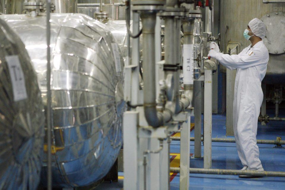 lo que le falta a irán para producir armas nucleares